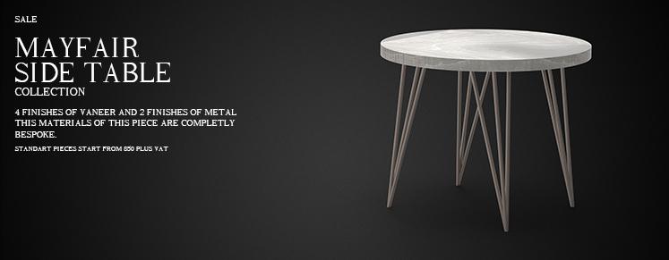 01 Mayfair SIDE TABLE