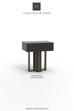 BEDSIDE TABLE KENSIGTON