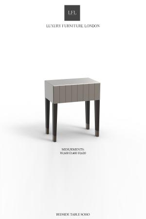 BEDSIDE TABLE SOHO