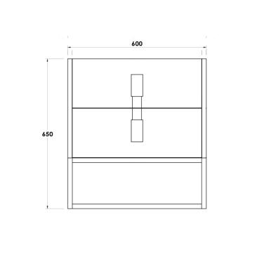 BELGRAVIA BEDSIDE TABLE (2)