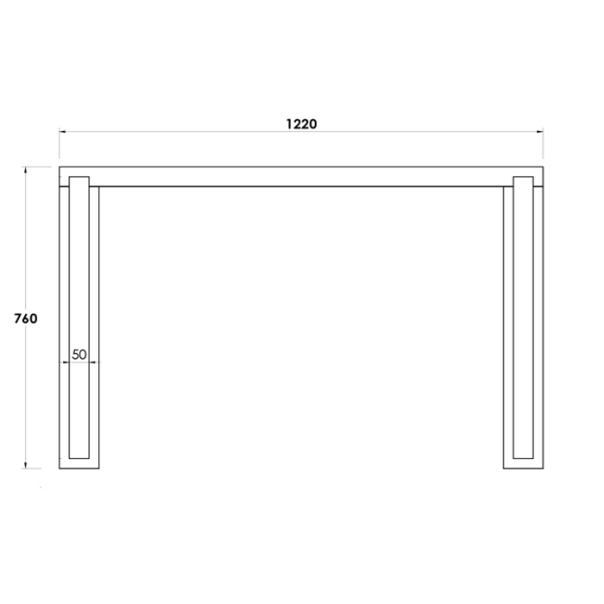 BELGRAVIA CONSOLE TABLE (1)