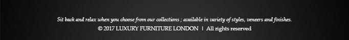 luxury furniture london