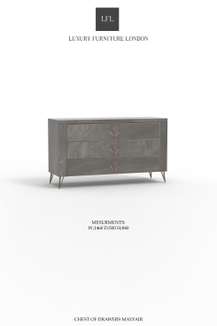 CHEST OF DRAWERS MAYFAIR