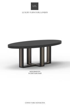 COFFEE TABLE KENSIGTON
