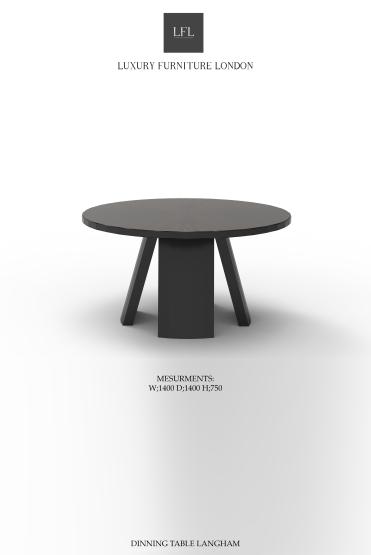 DINNING TABLE LANGHAM