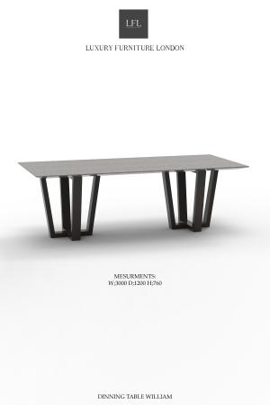 DINNING TABLE WILLIAM