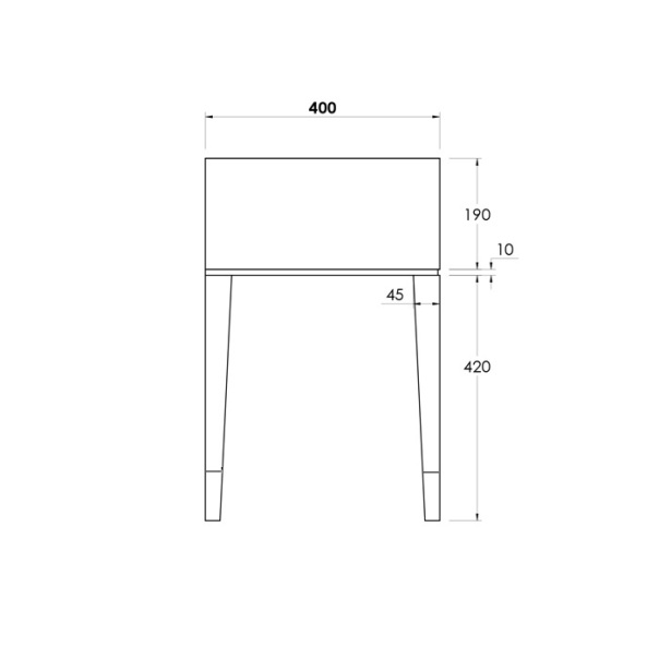 LANGHAM BEDSIDE TABLE (1)