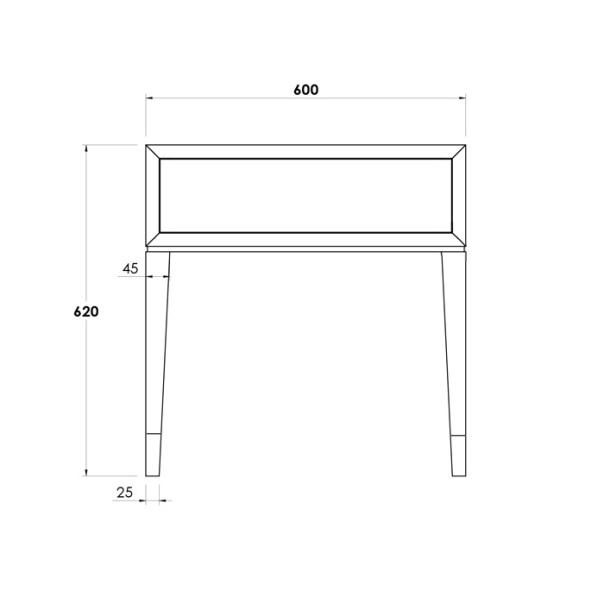 LANGHAM BEDSIDE TABLE (2)