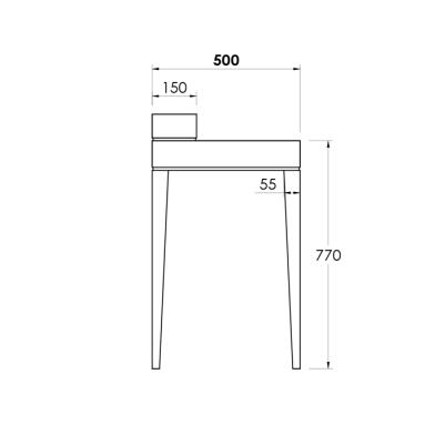 LANGHAM DRESSING TABLE (1)