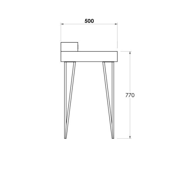 MAYFAIR DRESSING TABLE (1)