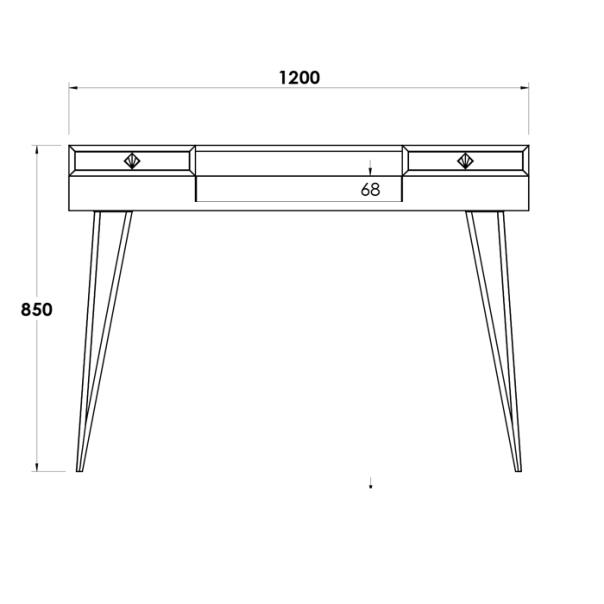 MAYFAIR DRESSING TABLE (2)