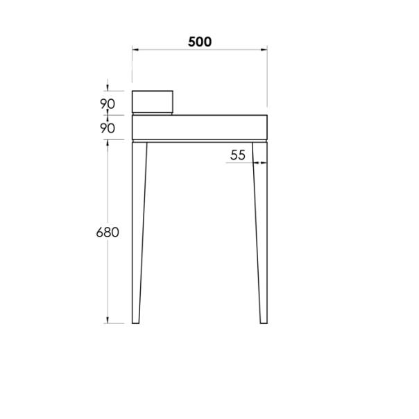 MORGAN DRESSING TABLE (2)